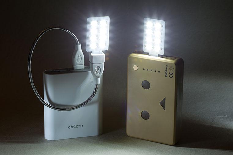 LED USBランプを自作する