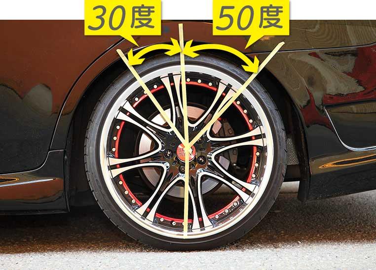 車検 タイヤ はみ出し 「はみ出しタイヤ」でも車検に通るってホント!?
